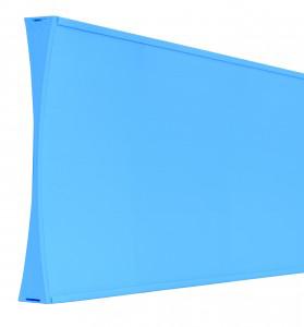 Listwa posterline niebieska