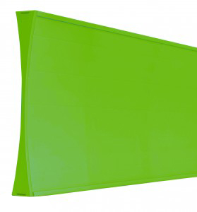 Listwa posterline zielona